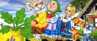 Сказки в развитии ребенка