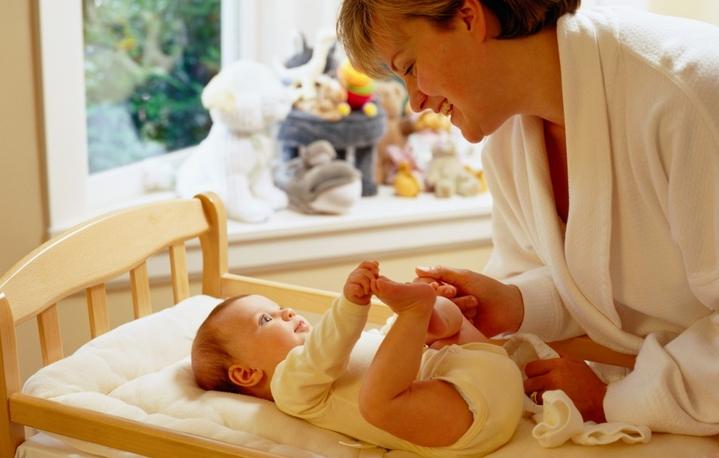 Первые дни дома с новорожденным