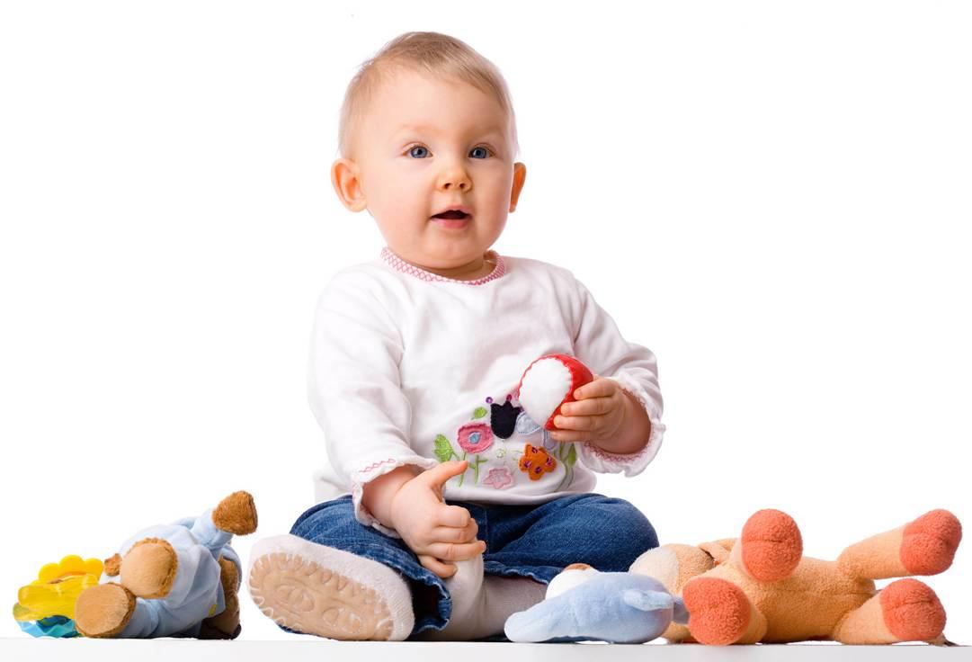 Развитие ребёнка от года до 3 лет