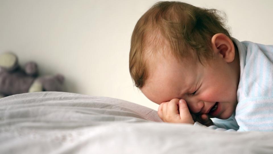 Нарушение сна у младенцев